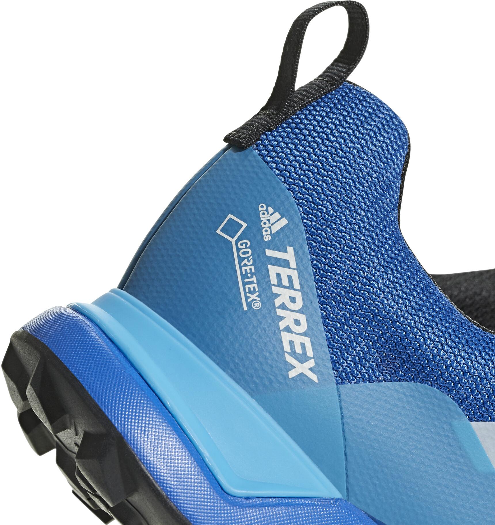 adidas TERREX CMTK GTX Sko Herrer, blue beautygrey oneshock cyan